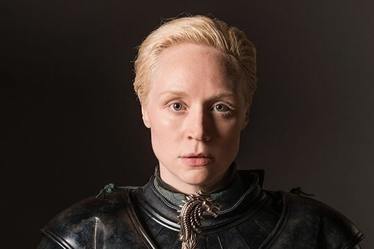 Ser Brienne of Tarth - Brienne Pro-Tip: Be big, be bold, take up space. Be impeccable with your word and your gift will make room for you. If by chance you have the opportunity to smash your crush, do so with caution.