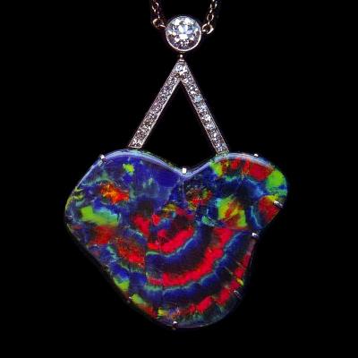 The Butterfly Opal