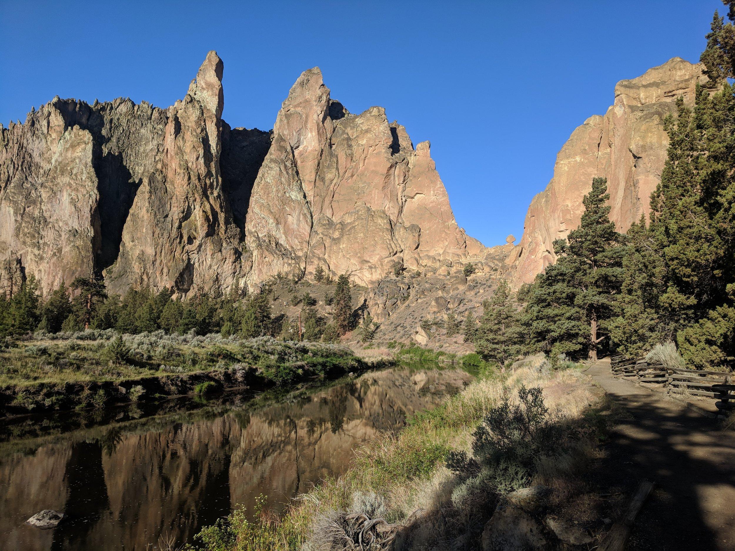 Smith Rock // Oregon