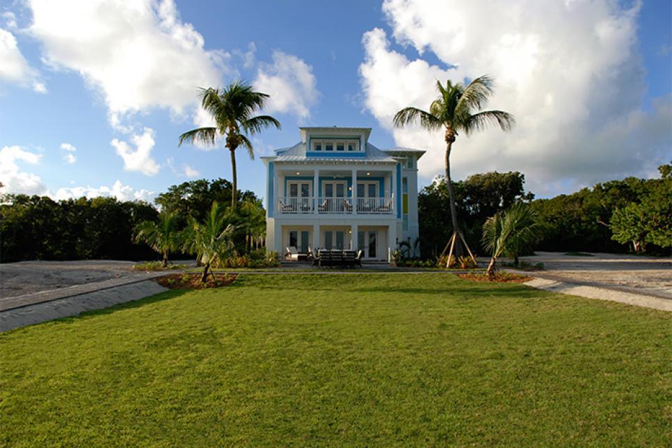 HGTV Dream Home, Islamorada, Florida; Photo Credit: HGTV.com