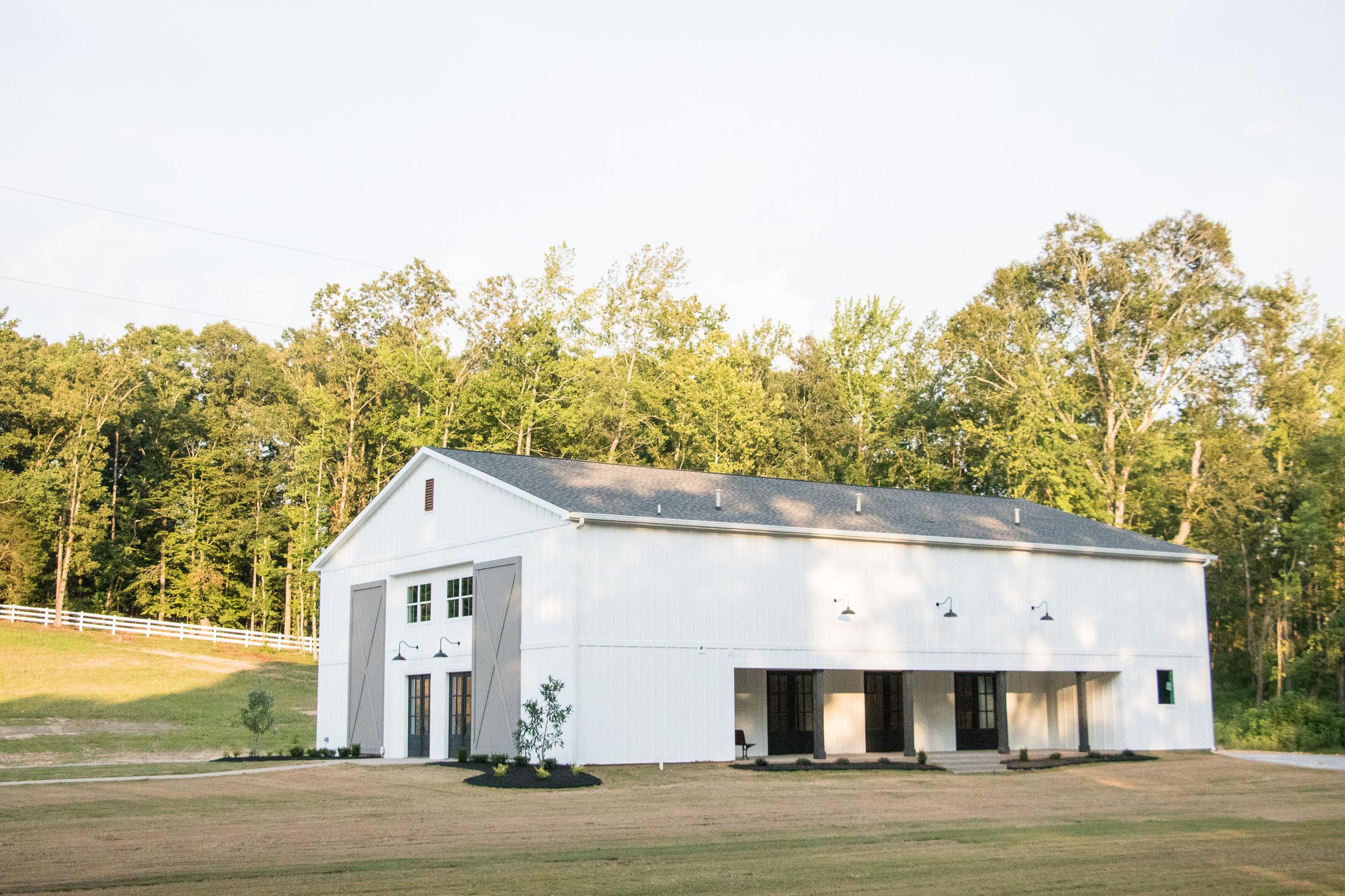 The Venue at White Oak Farms, established 2017