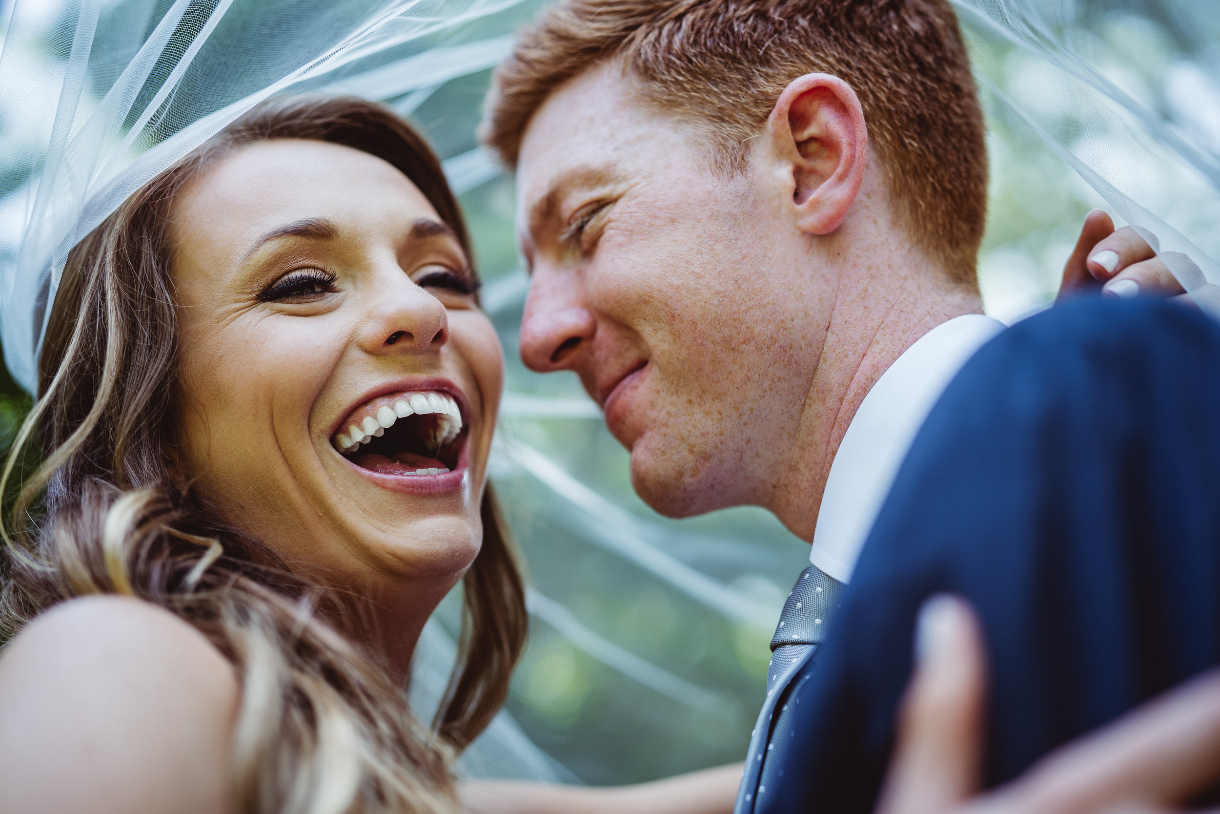 Getting to host Anna and Bailey's perfect day was a dream for us! This couple radiated joy from the minute they walked in until the minute they walked out. One of our favorite things was the way that they incorporated so much of their personalities into their wedding day. Bailey is a Tennessee boy who loves running, and Anna never stops smiling or loving the people around her. Those things are so evident in their pictures, and we're excited to share them with you!  Anna's bridesmaids wore beautiful blue heather dresses, and the guys' navy tuxedos complimented them perfectly. They had a gorgeous cake with hints of blush and greenery, and of course Bailey's groom's cake pointed to his love for running, biking, swimming--anything active!   Amber Ridge Photography captured their day beautifully, and we know that you will love these pictures as much as we do!