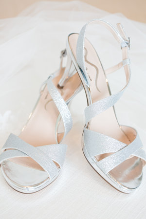 Wedding Day High Heels