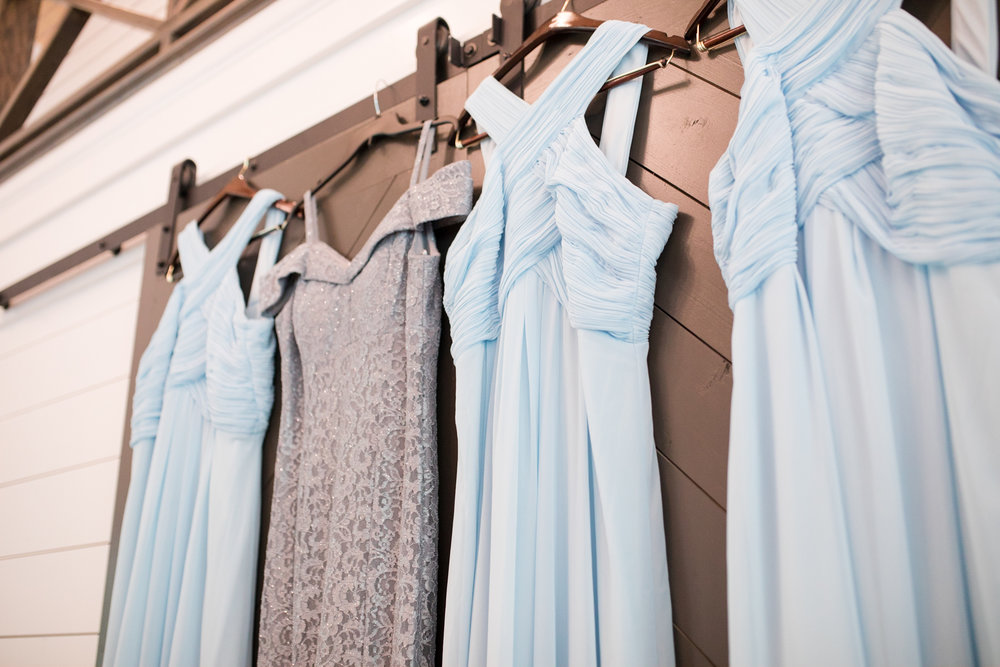 Bridal Party gowns and Mother of the Bride Gown