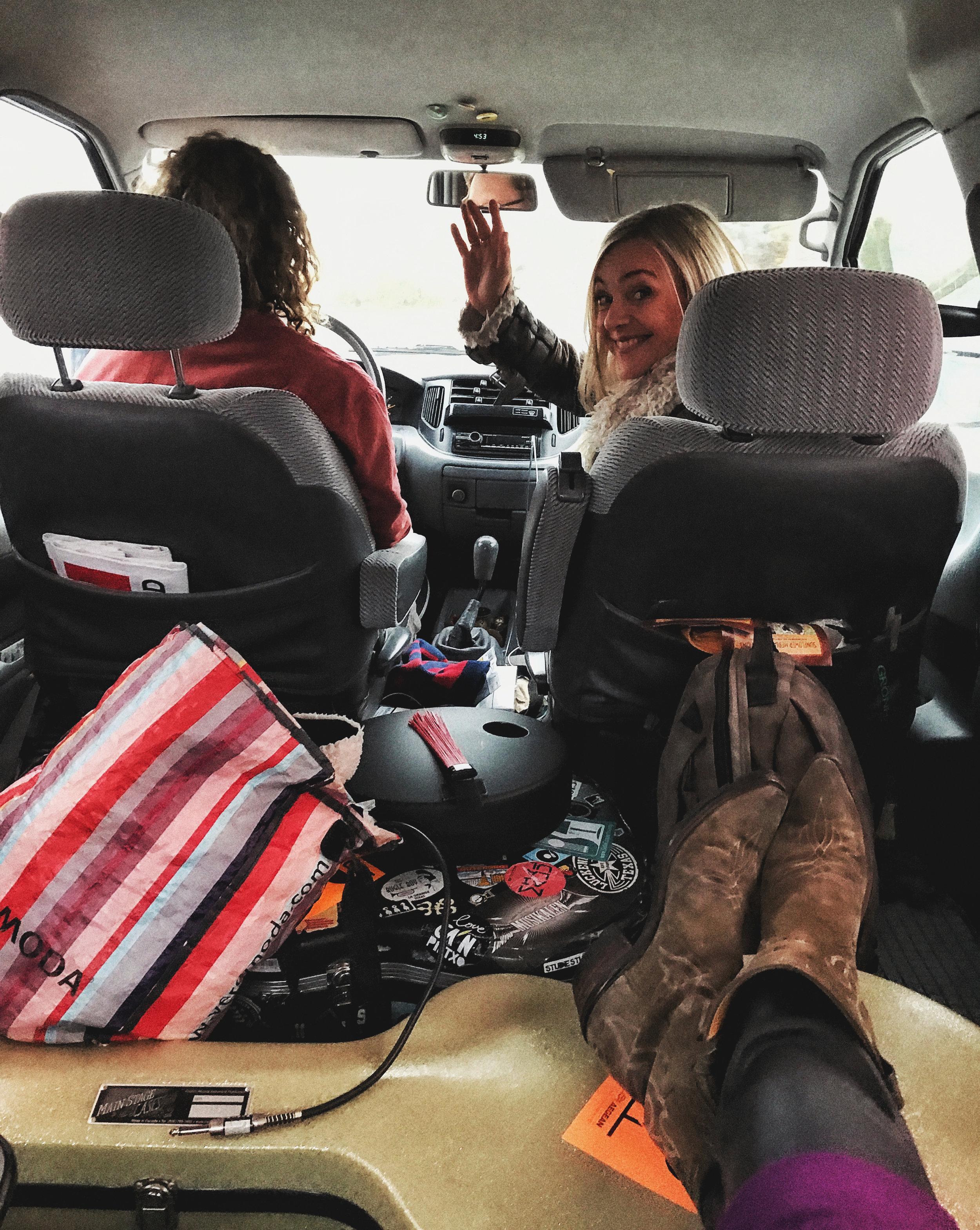 The Swedish Tour Van