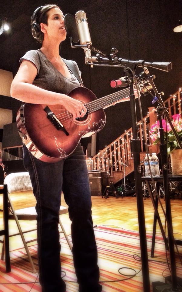 RCA Studio 1: Emmylou Line-Check