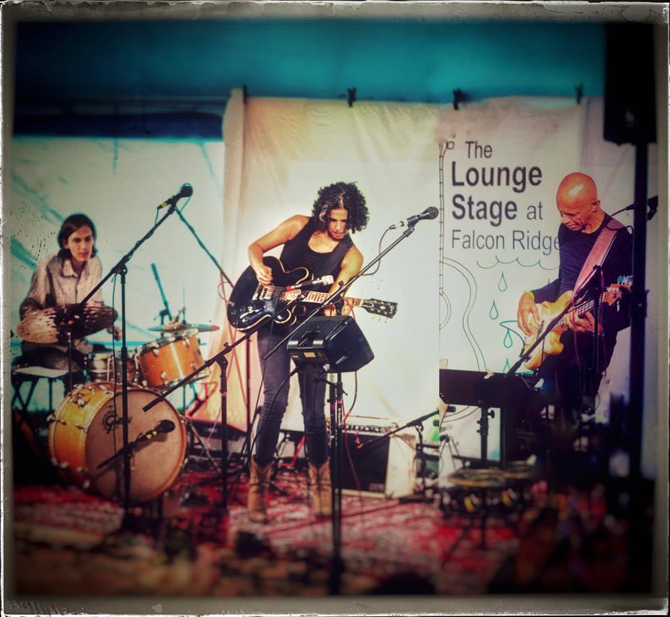 Live at Falcon Ridge Folk Festival