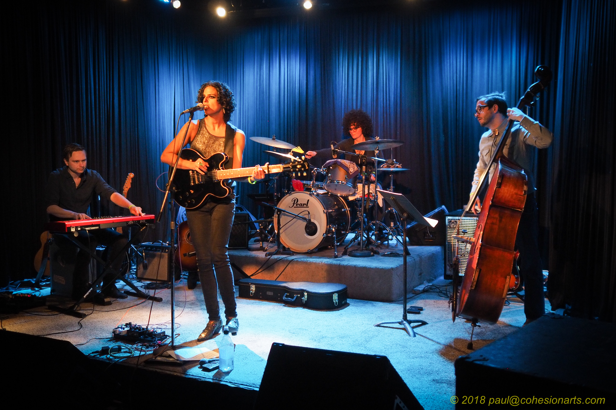 Live at Douglas Corner 3