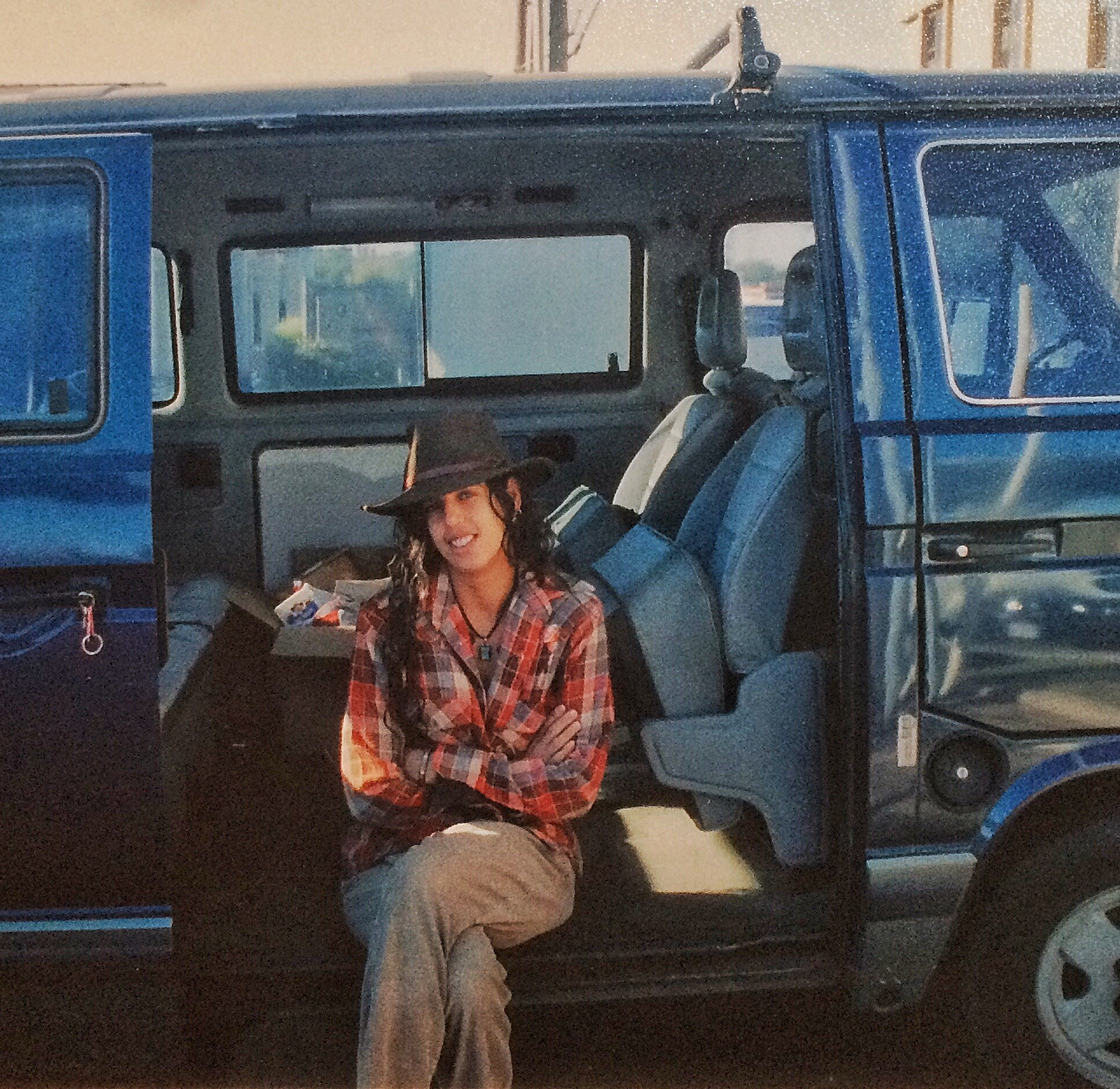 early days in the Vanagon