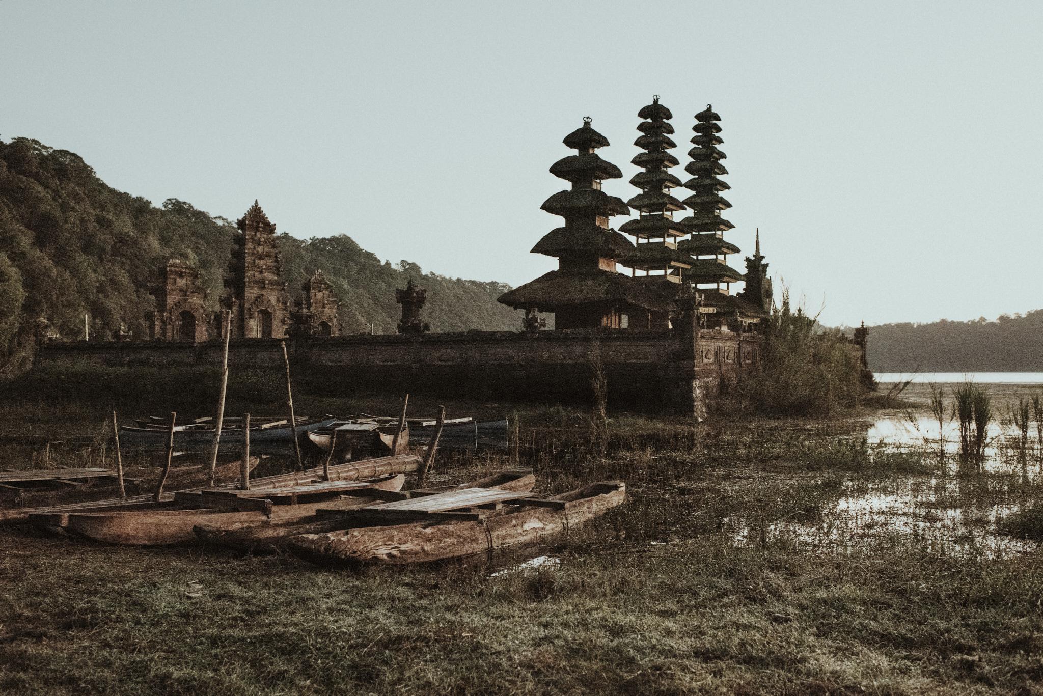 Lake Tamblingan - 6 AM