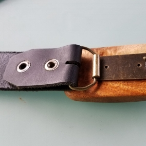 Example of a belt strap that will fit our buckles