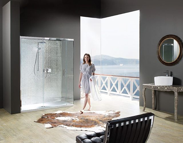 Studio shoot for Matki #shower #bath #bathroom #interiordesign #furnituredesign #roomset #furniture #photography