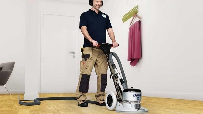 Hyr en maskin - Kostnadsfritt i samband med ditt golvköp.