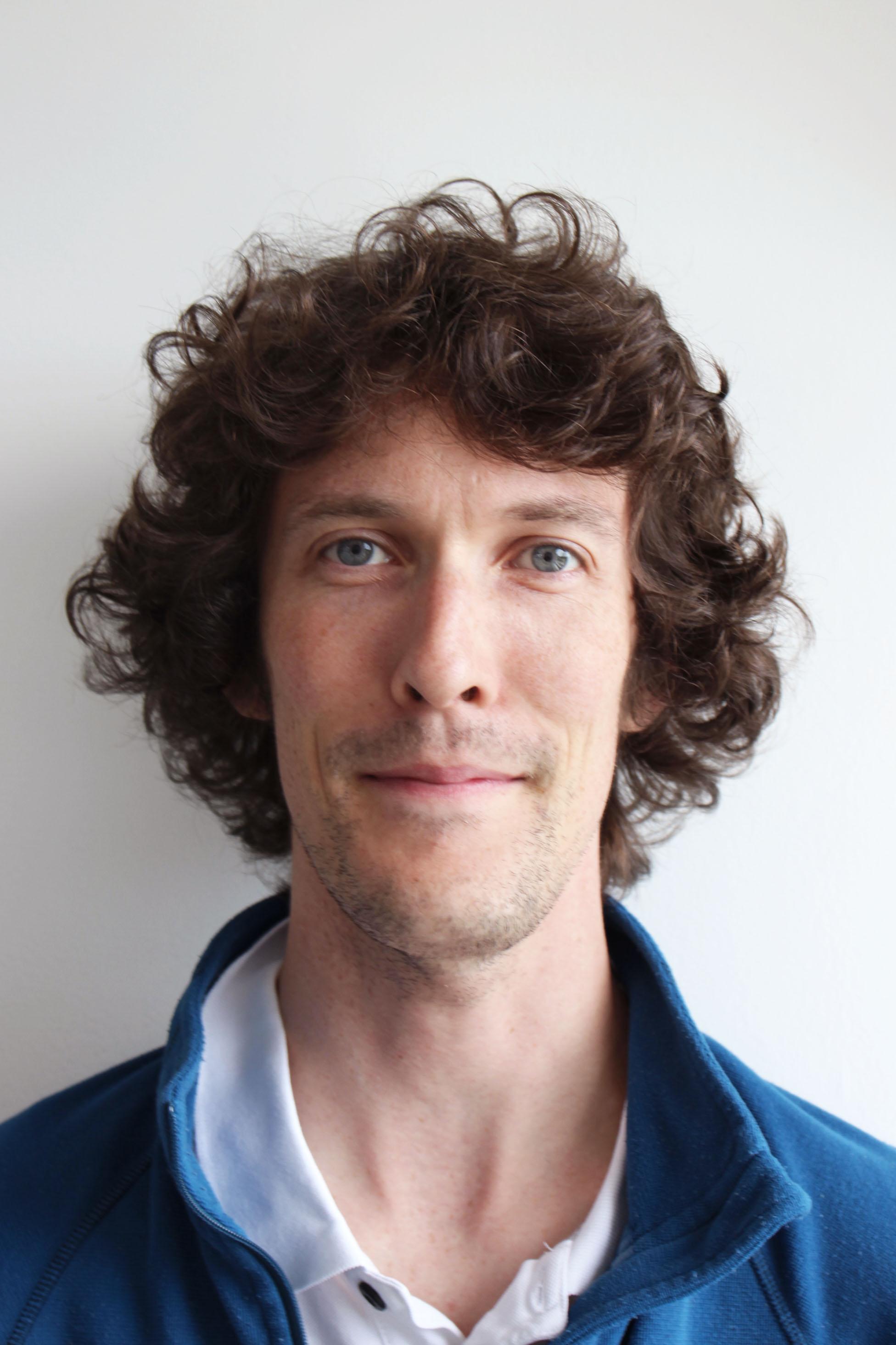 Matthew Jeorrett Headshot