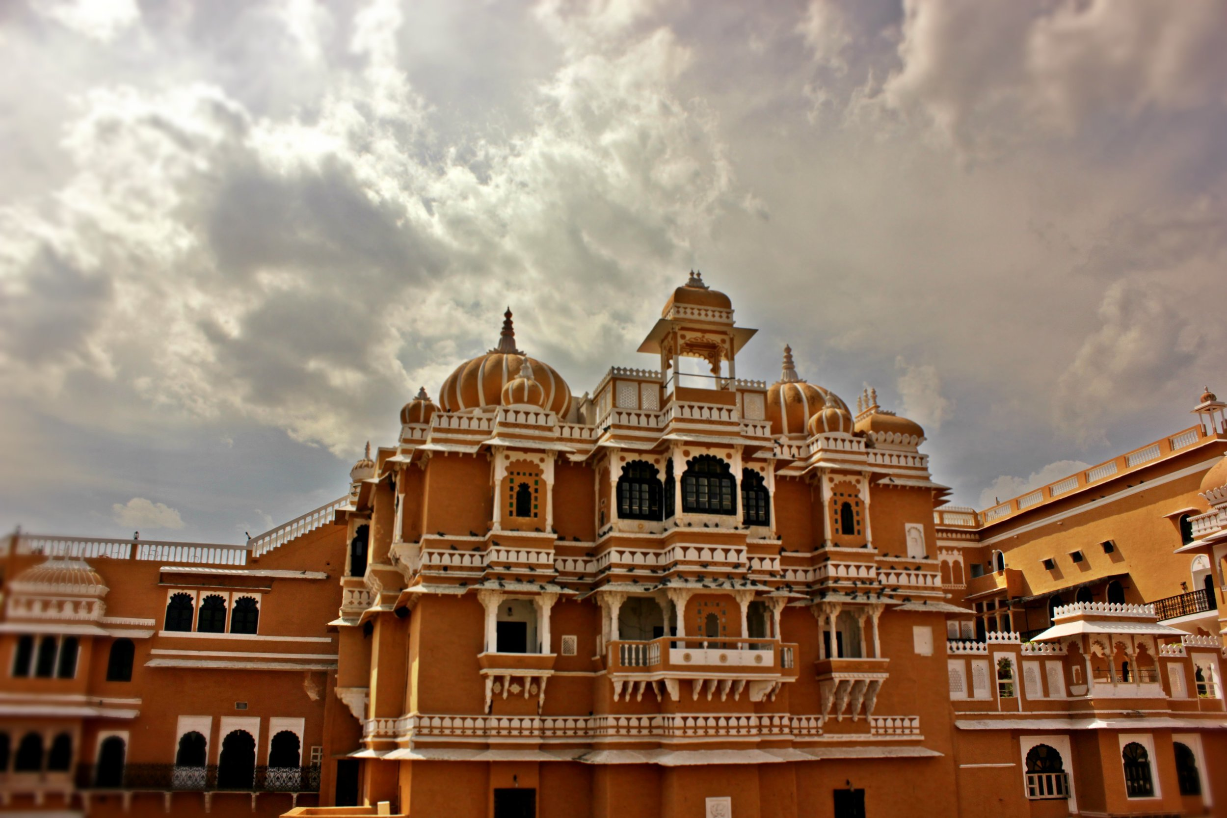 The Deogarh Mahal