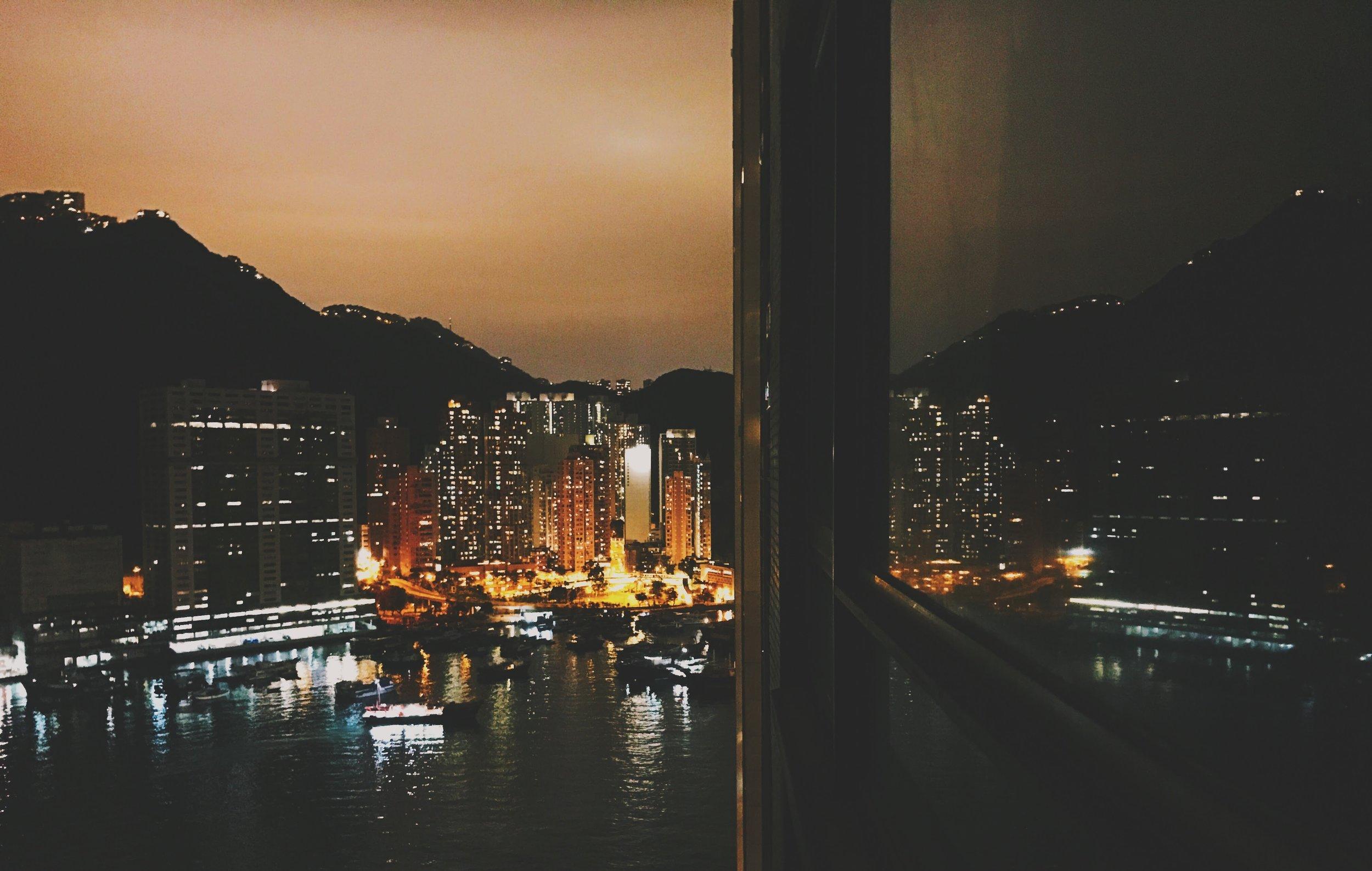 Hong Kong, February '17