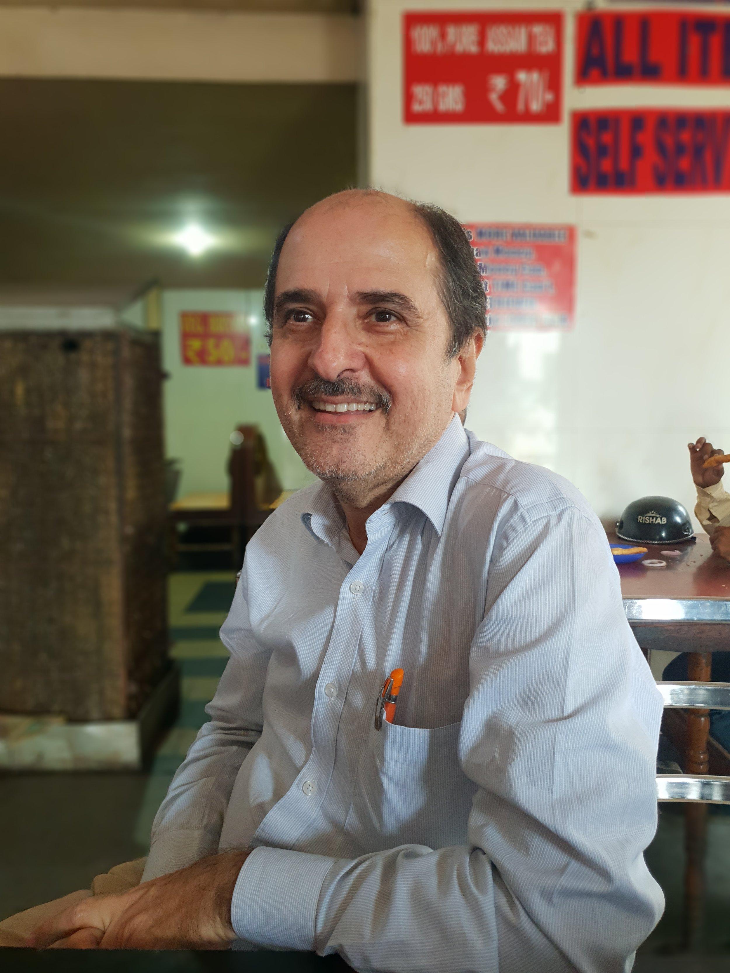 Mohammed Hussain Yewari