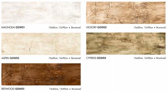 Gray Wood Series