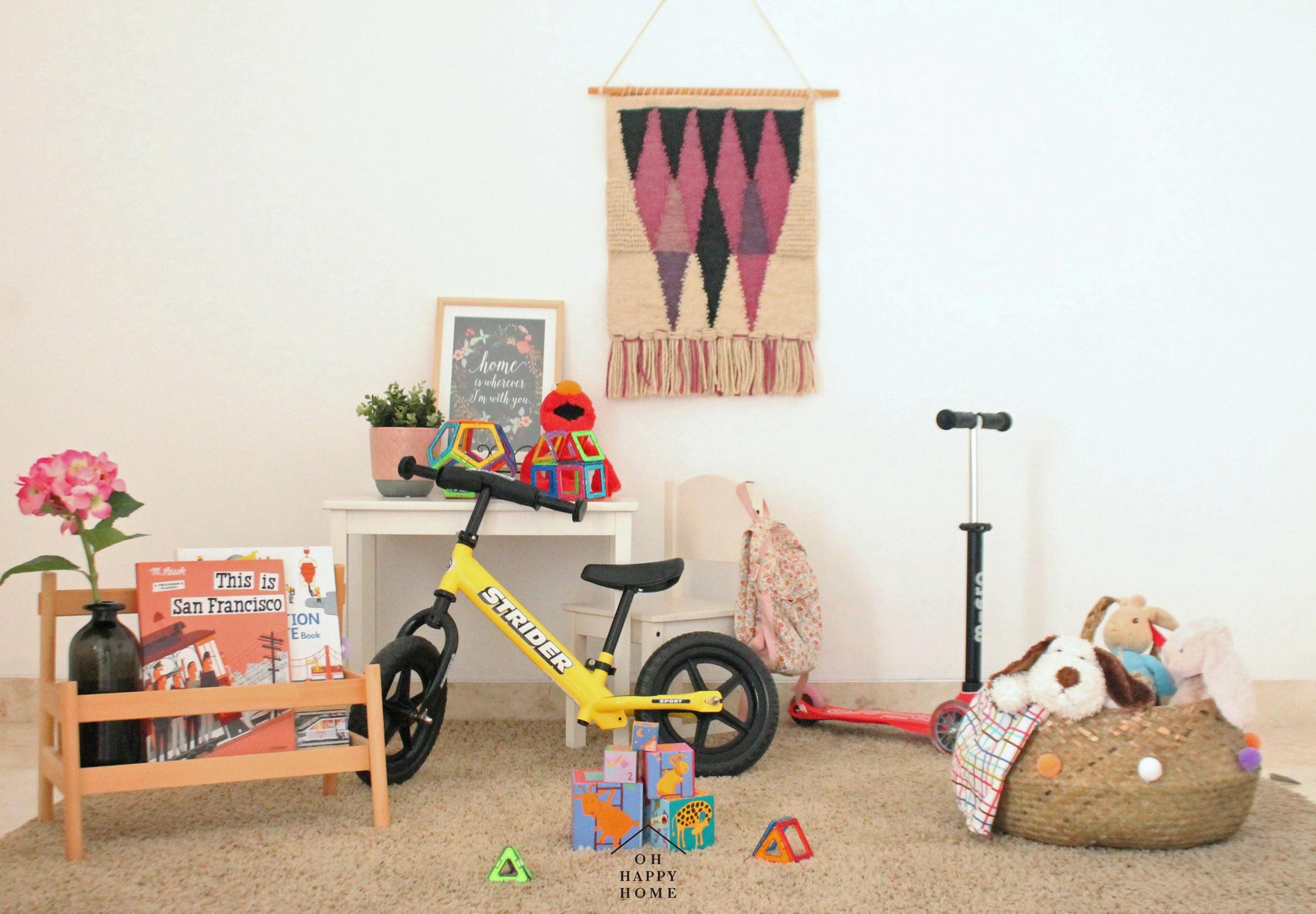 Inspirasi Playroom untuk 3+ y.o.