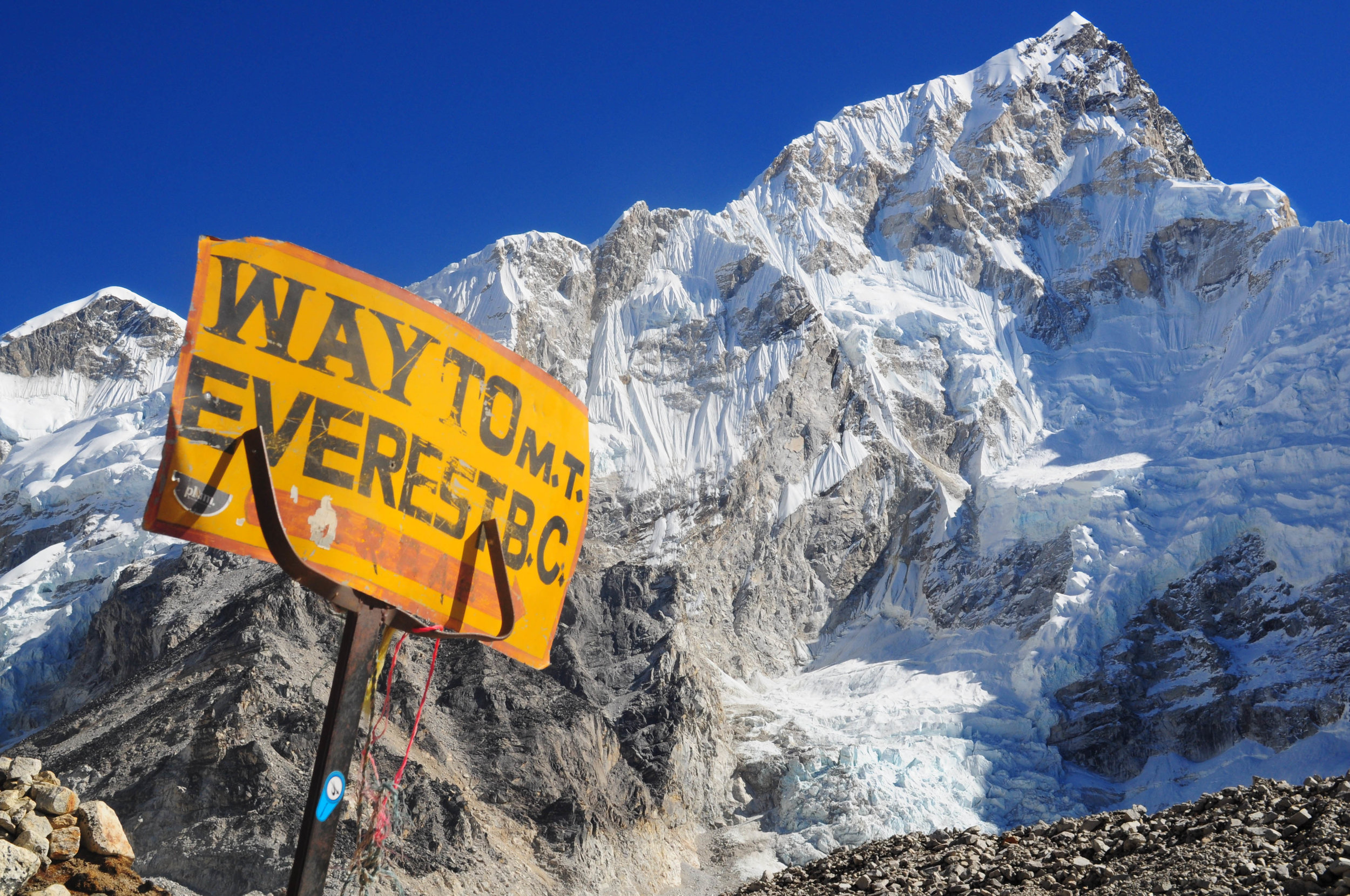 DATE: 26TH - 13TH OCTOBER 2019  LOCATION: NEPAL  REGISTRATION: £495  FUNDRAISE: £4,250