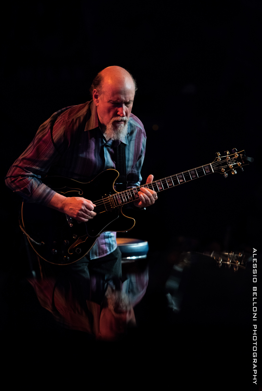 John Scofield / Country For Old Men © Alessio Belloni
