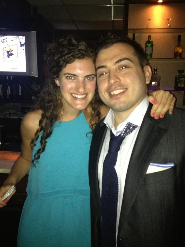Jessica Scheer & Derek Halpern at Social Triggers Live