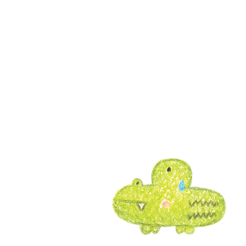 Baby Crocodile -