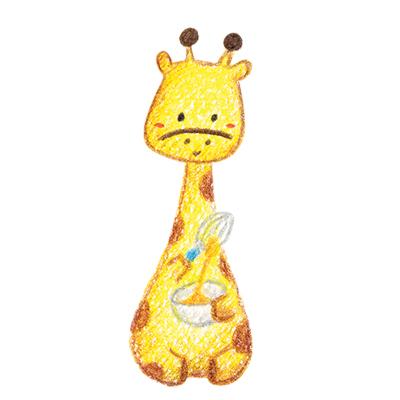 Jessie the giraffe -