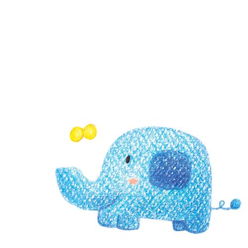 Emily the elephant -