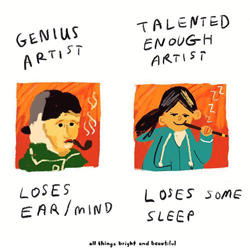 Life as an illustrator 2