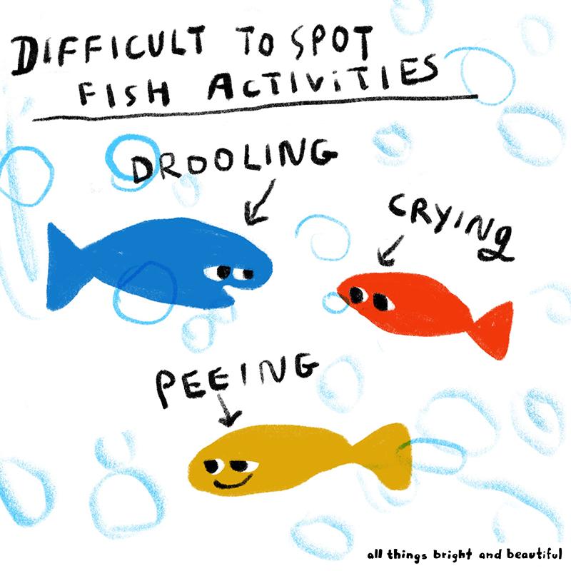 Fish activities
