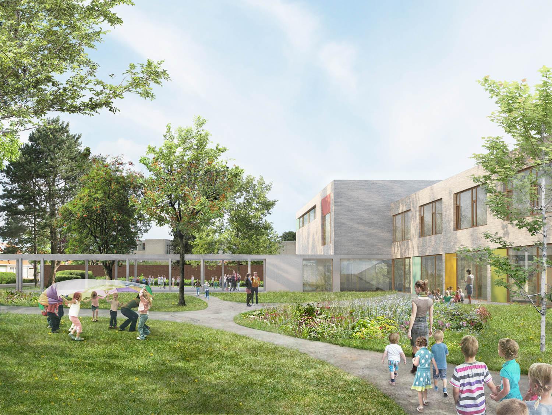 Basisschool De Zonnebloem - Kessel-Lo