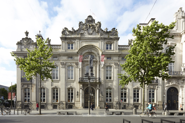 Restauratie Paleis op de Meir - Antwerpen