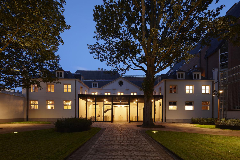 Restauratie Koetshuis Paleis op de Meir - Antwerpen