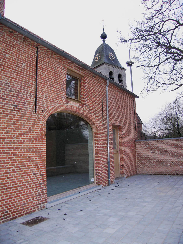 Restauratie Hoeve - Hombeek