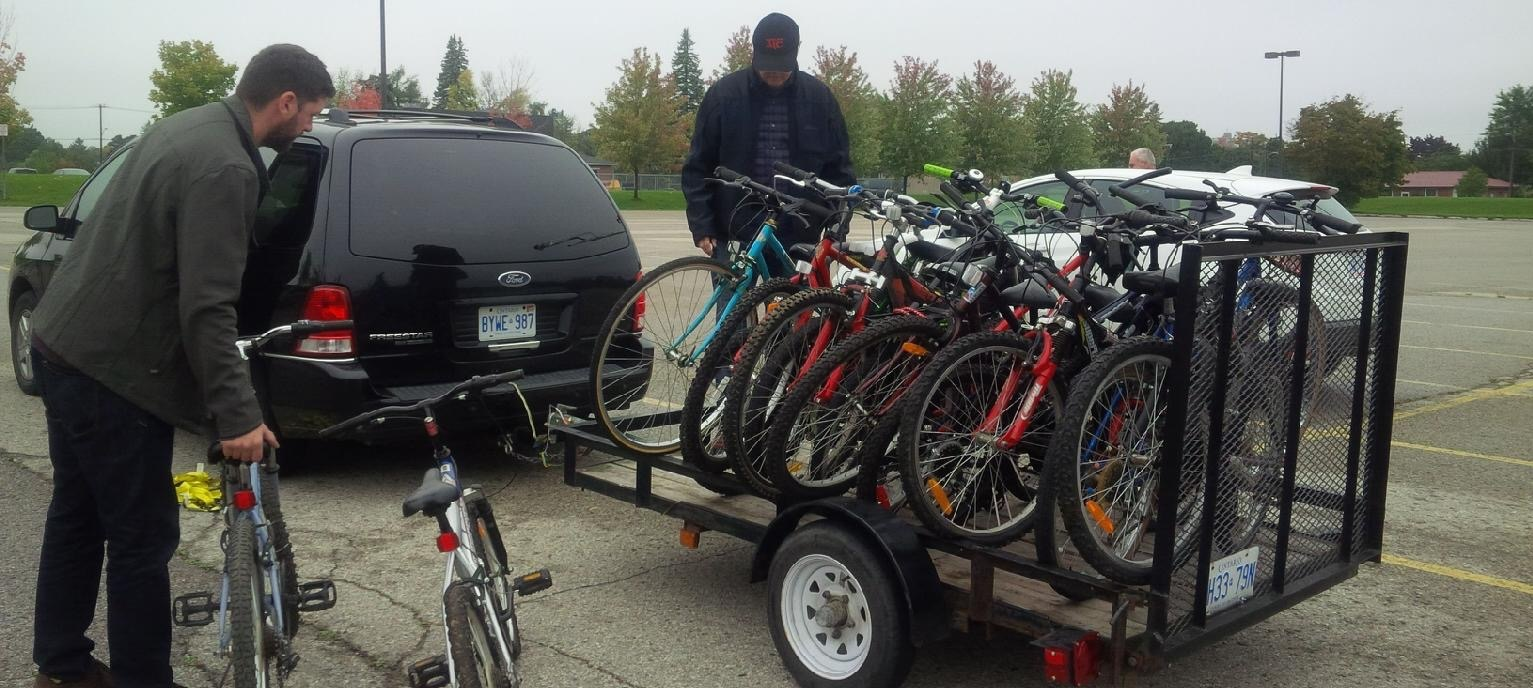 We've given over 400 bikes to kids in our program who could not get one.    Find out more about our Covenant of Inclusion