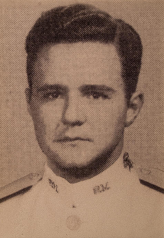 """Richard Henry """"Dick"""" Harrison III '47"""