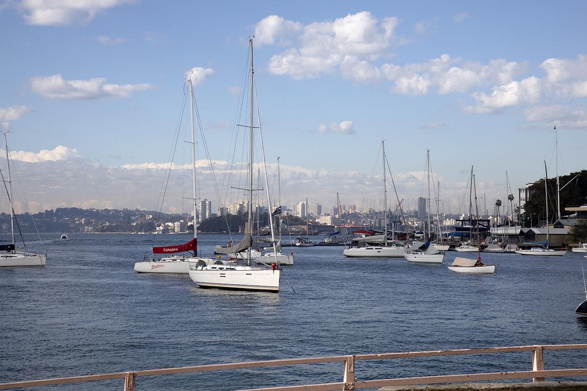 jachthaven Sydney
