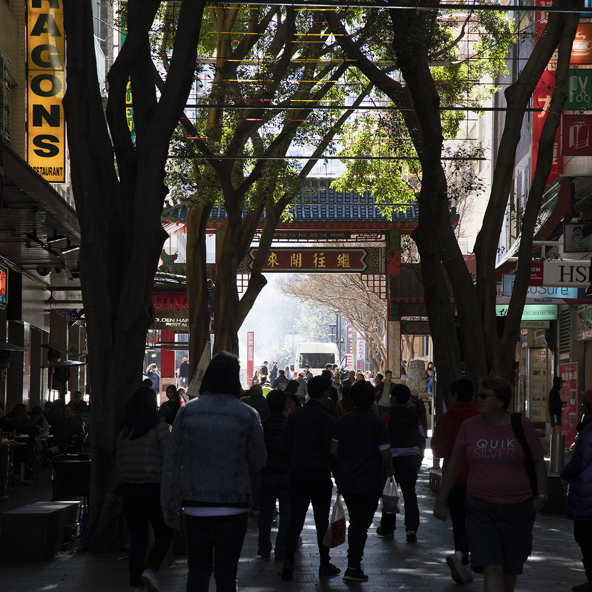 China town Sydney