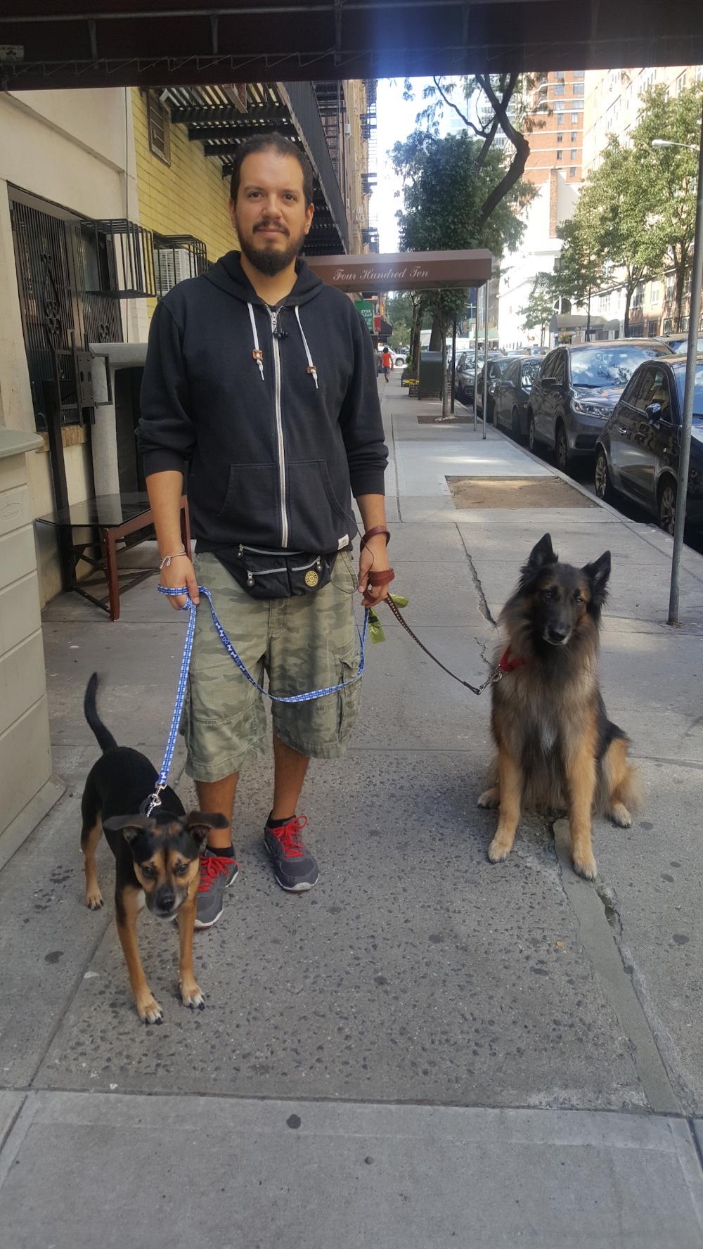 Andres, Moki, and Rubix