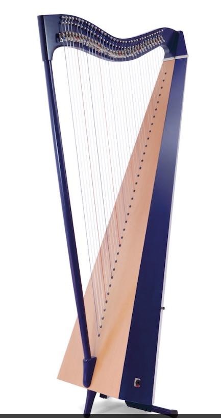EC 37 Llanera Harp