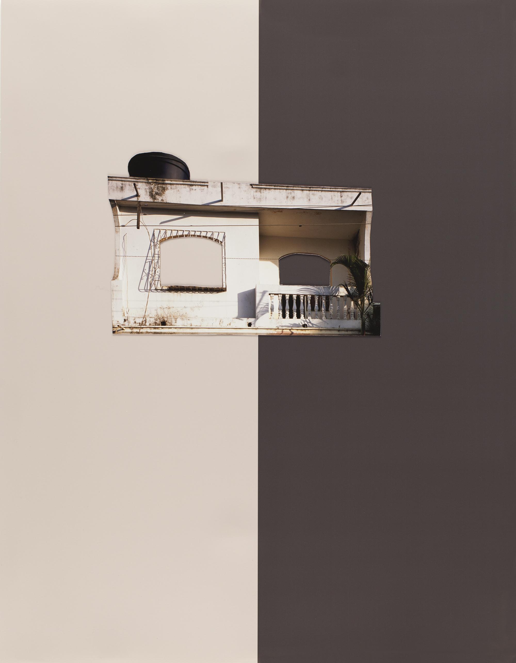 "# 2, Collaged Archival Inkjet prints  17"" 22"", (2015)"
