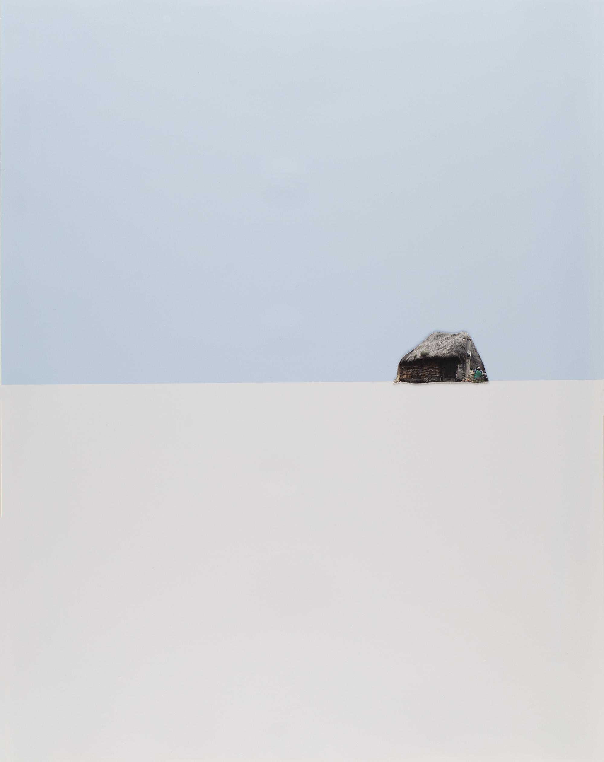 "# 7, Collaged Archival Inkjet prints  17"" 22"", (2015)"