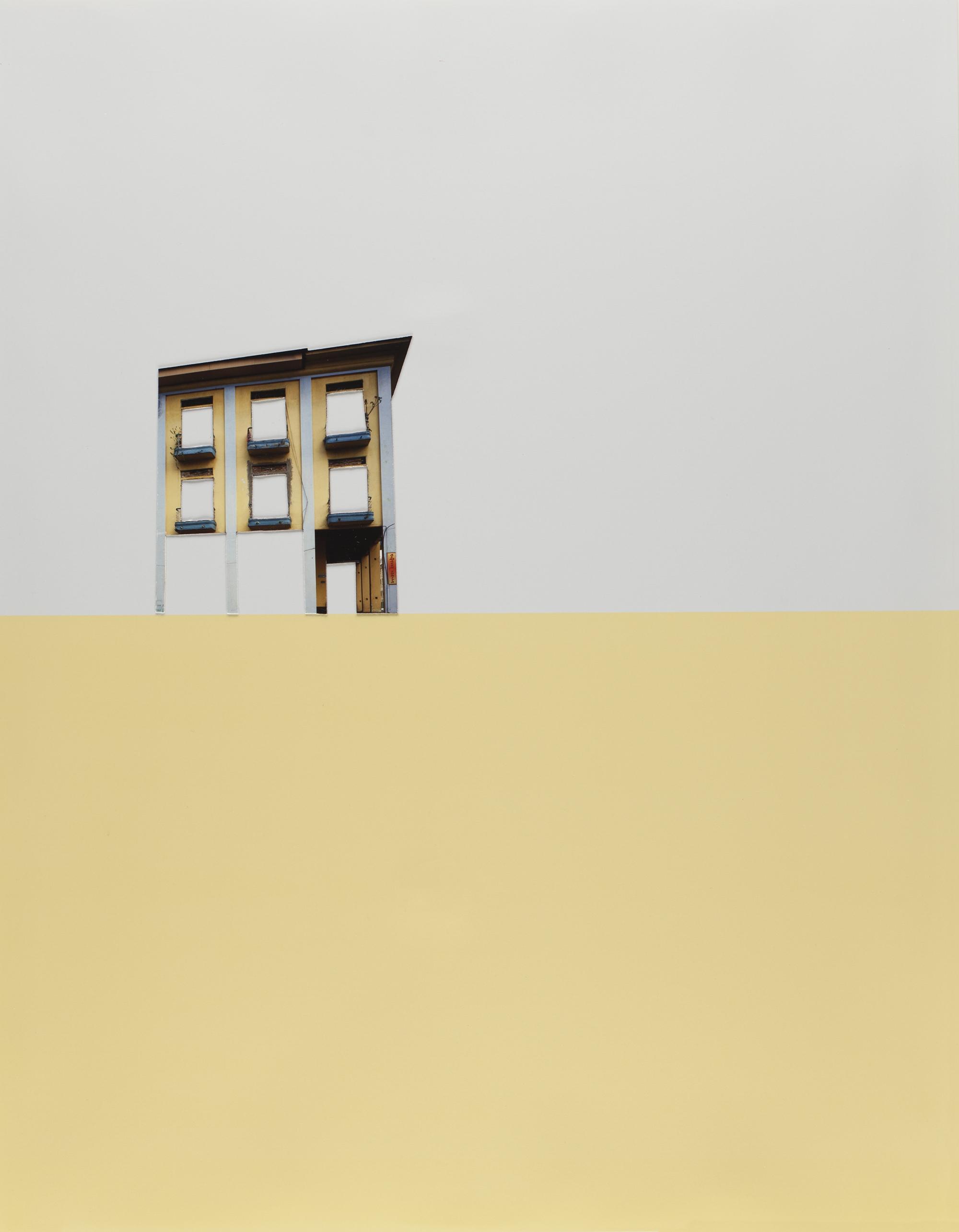 "# 4, Collaged Archival Inkjet prints  17"" 22"", (2015)"