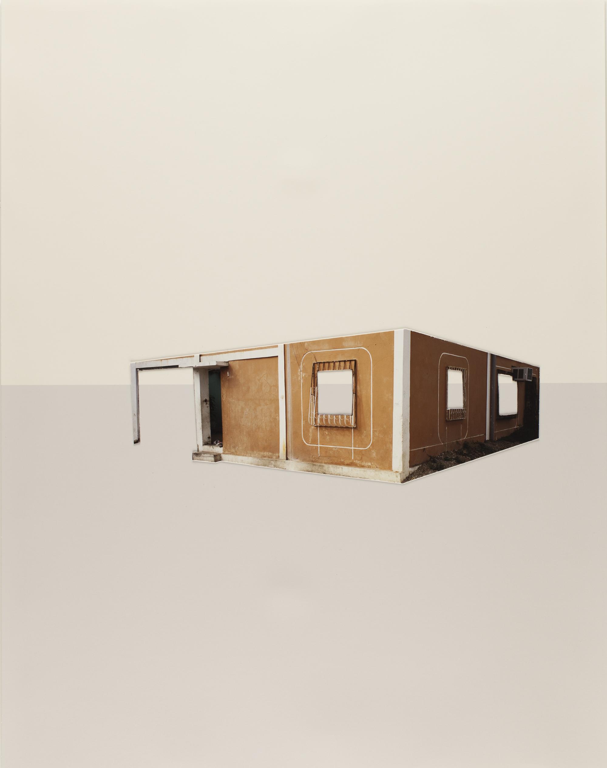"# 5, Collaged Archival Inkjet prints  17"" 22"", (2015)"