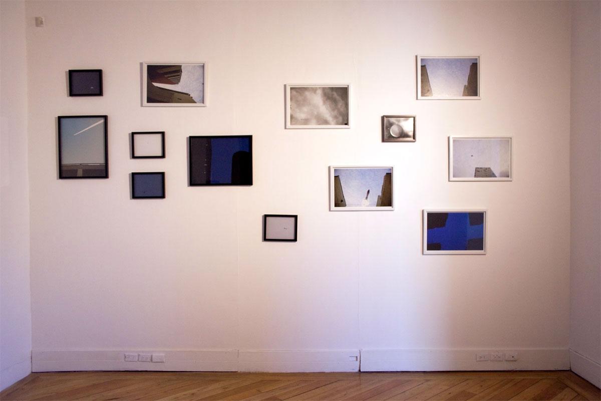 """""""Contornos"""" at Centro de Arte Contemporáneo (2014)"""