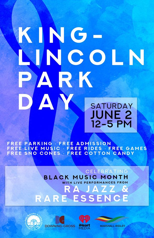 King Lincoln Park Day poster 6.2.18.jpg