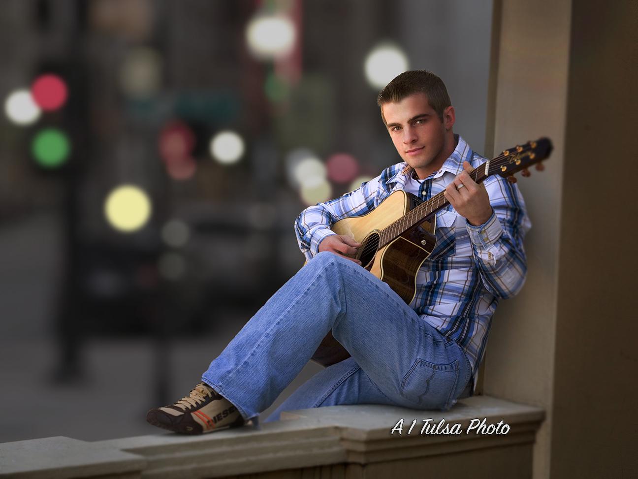 Tulsa senior boy pictures