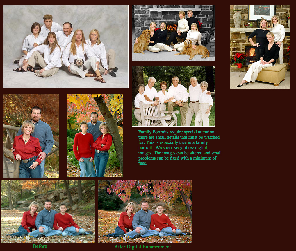 John Shoemaker Tulsa Photographer • Fine Pictures at reasonable Prices Our studio ar on location your home at the park or other Tulsa venues.