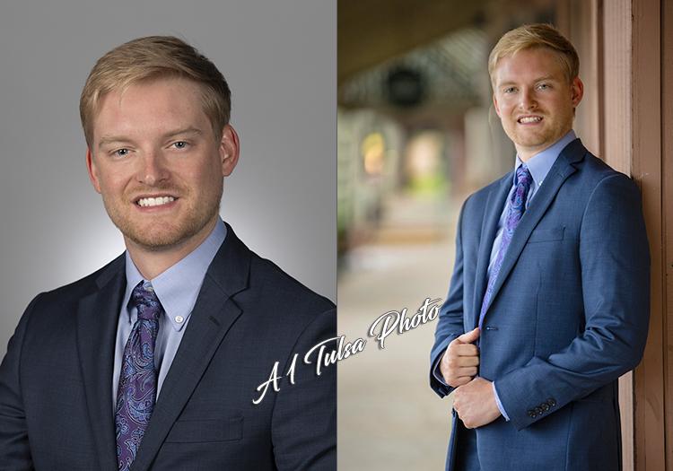 Tulsa Headshots and Tulsa Business portraits